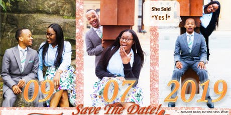 The Wedding of Teanaya Hightower & Alim Young  tickets