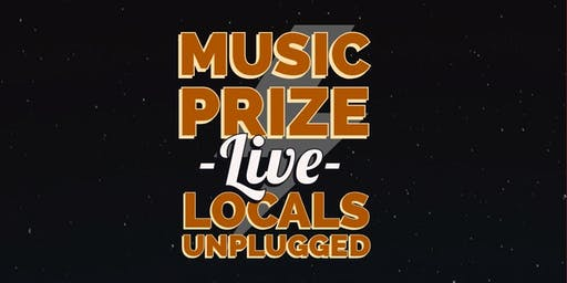 Music Prize Live: Locals Unplugged