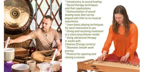 Sound Healing Practitioner Immersion (Marin, Semi-private) tickets