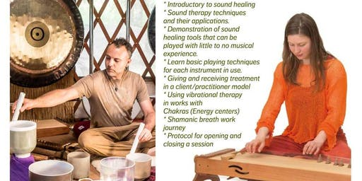 Sound Healing Practitioner Immersion (Marin, Semi-private)