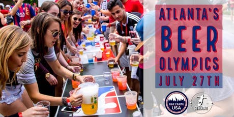 Atlanta Beer Olympics tickets