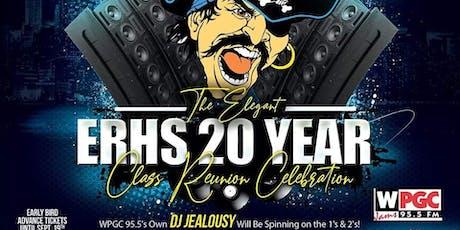 The Elegant Class of 99' ERHS 20 Year Class Reunion Celebration tickets
