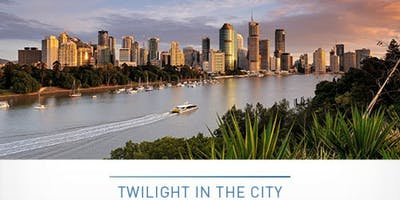Twilight in the City - A Free Photo Walk - 25/07/2019 - Brisbane