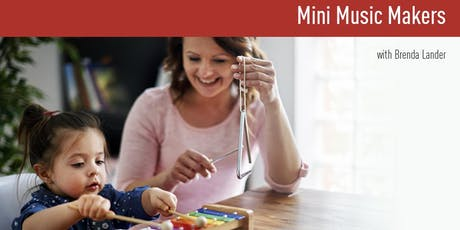 Mini Music Makers tickets