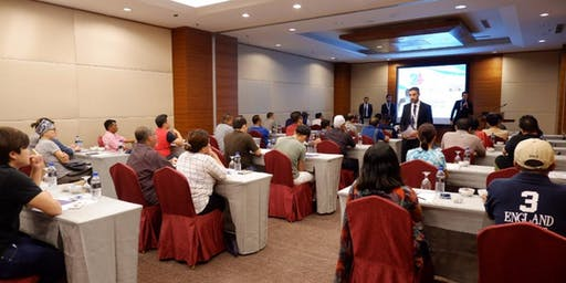 Forex Seminar: Beginner Masterclass