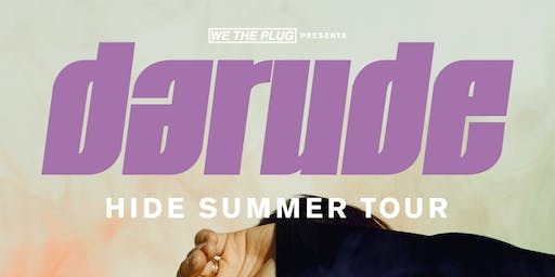 We The Plug Presents: DARUDE at Myth Nightclub 09.06.19