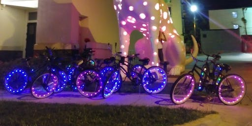 Thursday Night Bicycle Ride