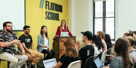 Using CRISP-DM to Deliver Results w/ Data Science: Talk: Flatiron School tickets