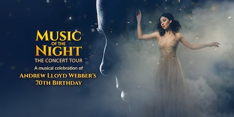 Music of the Night:  The Concert Tour (Creston) tickets
