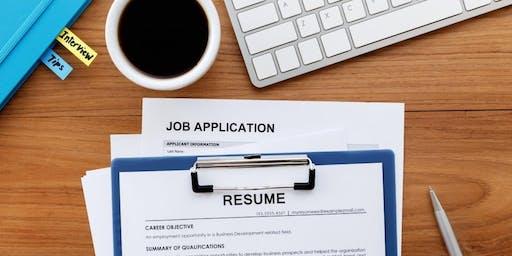 Build a CV/Resume - Hub Library