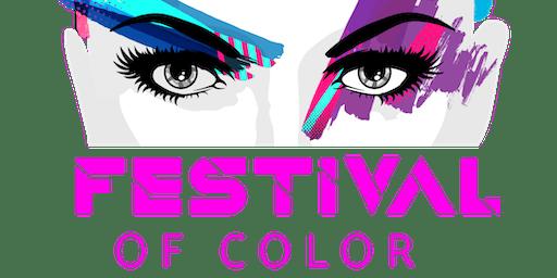 6th Annual Festival of Color Denver