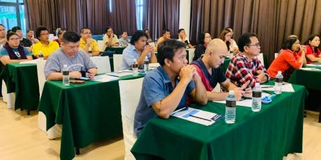 Grand Investor Seminar 2019- Melaka Holiday Inn Hotel  tickets