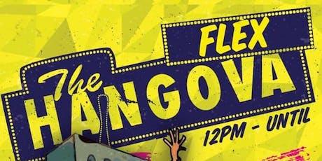 "HANGOVA FLEX ""BackYard Jam"" tickets"
