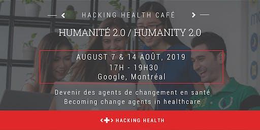 Humanité 2.0 / Humanity 2.0 (activité familiale 10+/Family Event 10+)