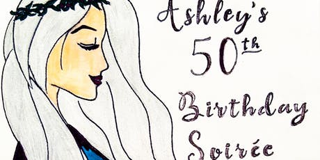 Ash's 50th Soiree tickets