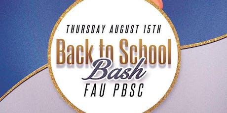 HONEY U THURSDAYS | BACK-TO-SCHOOL BASH tickets