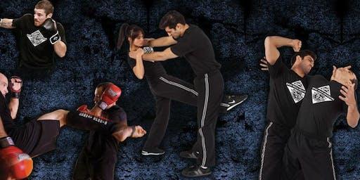 Beginner Self-Defense (Krav Maga)