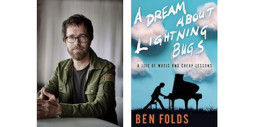 An Evening With Ben Folds: Book Talk