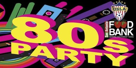 Third Annual 80's Zumba Birthday Bash to Zero Out Hunger tickets