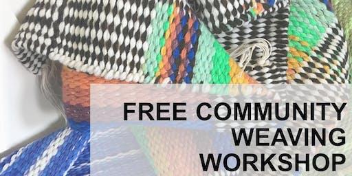 Community Weaving Workshop