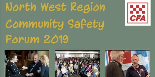 2019 North West Region Community Safety Forum