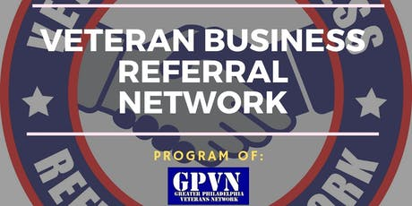 Veteran Business Referral Network - September tickets