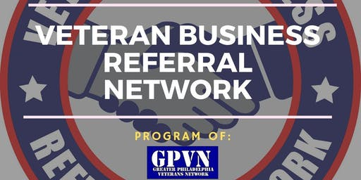 Veteran Business Referral Network - September
