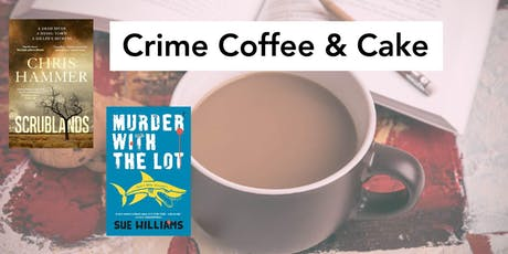 Crime Coffee & Cake tickets