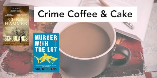 Crime Coffee & Cake
