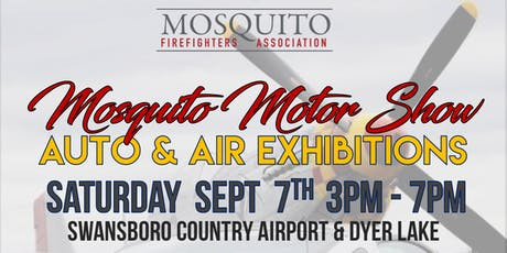 Mosquito Motor Show tickets