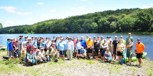 New Jersey Chapter - Annual Delaware River Float - August 17th 2019