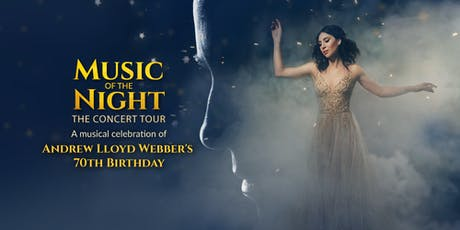 Music of the Night:  The Concert Tour (Grand Forks) tickets