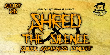 Shred The Silence - The Outpost tickets