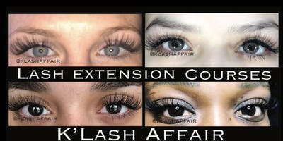 DALLAS EYELASH EXTENSION COURSE