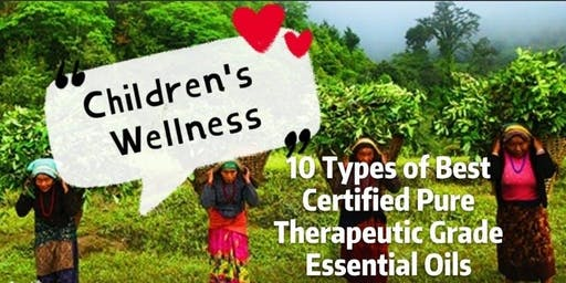 Children's Wellness with EO
