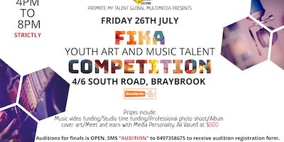 FIKA 2019 YOUTH TALENT COMPETITION FINALS