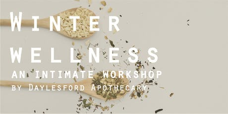 Winter Wellness Workshop tickets