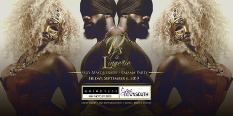 Pjs & Lingerie Masquerade Party tickets