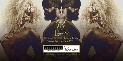Pjs & Lingerie Masquerade Party