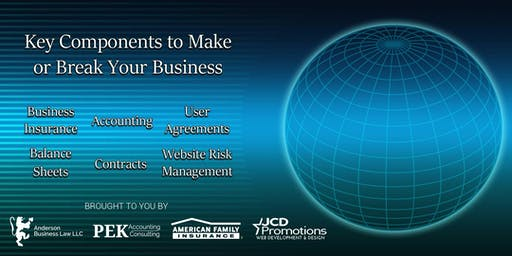 Key Components to Make or Break Your Business