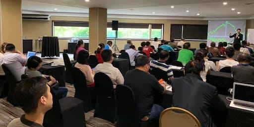 Grand Investor Seminar 2019- KK Sabah Hyatt Hotel