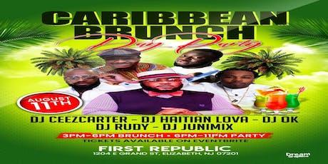 CARIBBEAN BRUNCH tickets