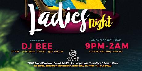 Ladies Night (ViewsVIP) tickets