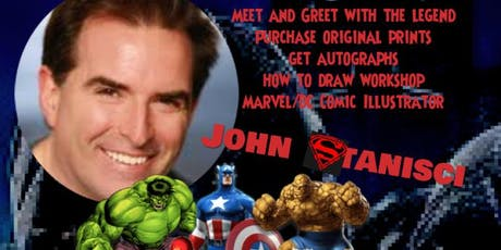 CVAE-Seeds of Success Workshop-Drawing with the Stars! John Stanisci tickets