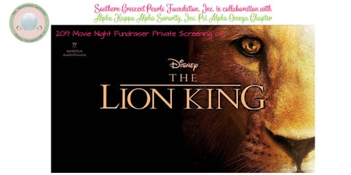 SCPF, Inc Movie Night Fundraiser - The Lion King