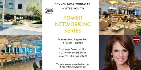 Power Networking Series : Featuring Jules Hirst, Etiquette Expert (As seen on ABC World News, NBC Nightly News, Good Morning America, Bravo TV tickets