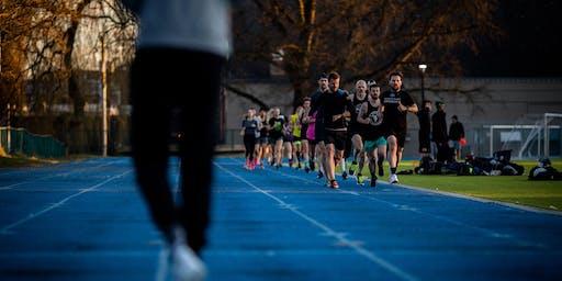 Mile2Marathon All-Comers Speed Session
