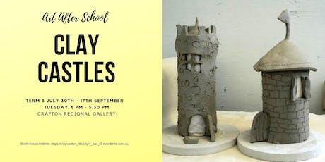 CLAY CASTLES Art After School T3 tickets