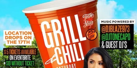 Grill & Chill tickets