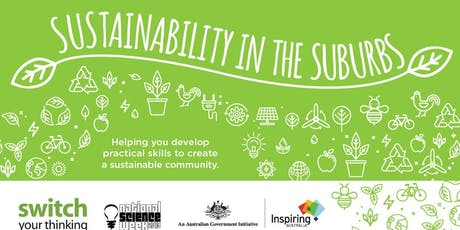 Sustainability in the Suburbs Forum tickets